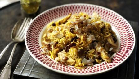 90kg Rice Challenge – Recipe #5 – Chicken Biryani
