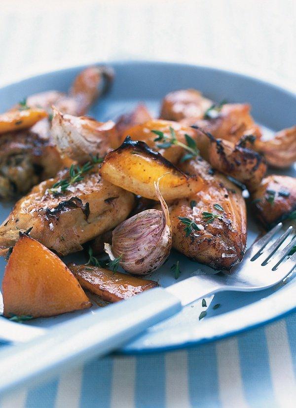 90kg Rice Challenge – Recipe #6 Garlic and Lemon Chicken