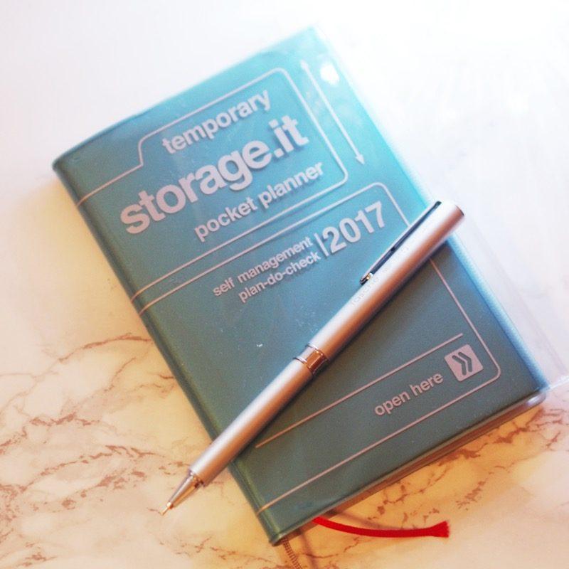 diary/bullet journal