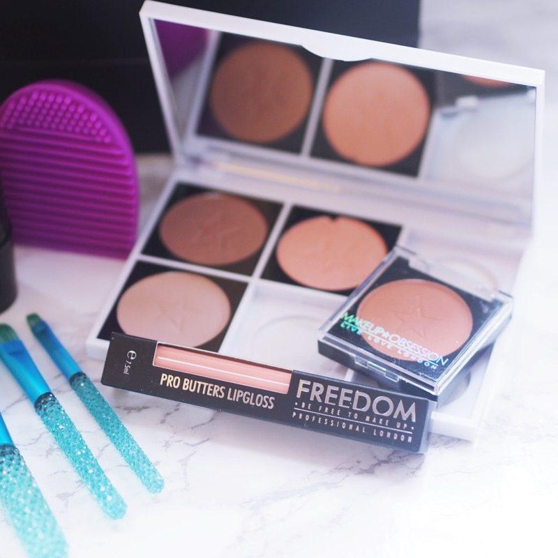 makeup revolution 3