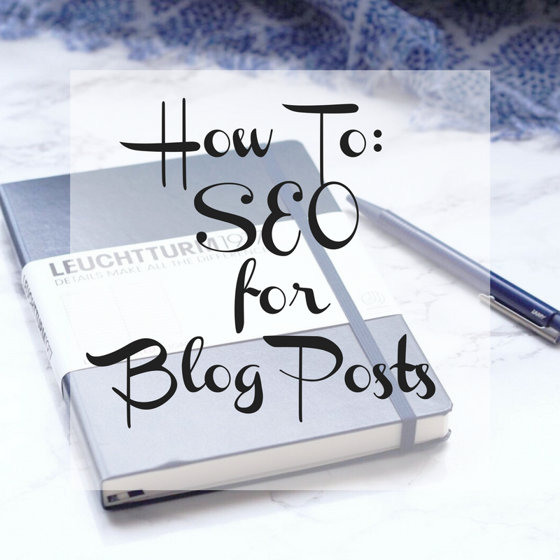 SEO: My Favourites for Blog Posts