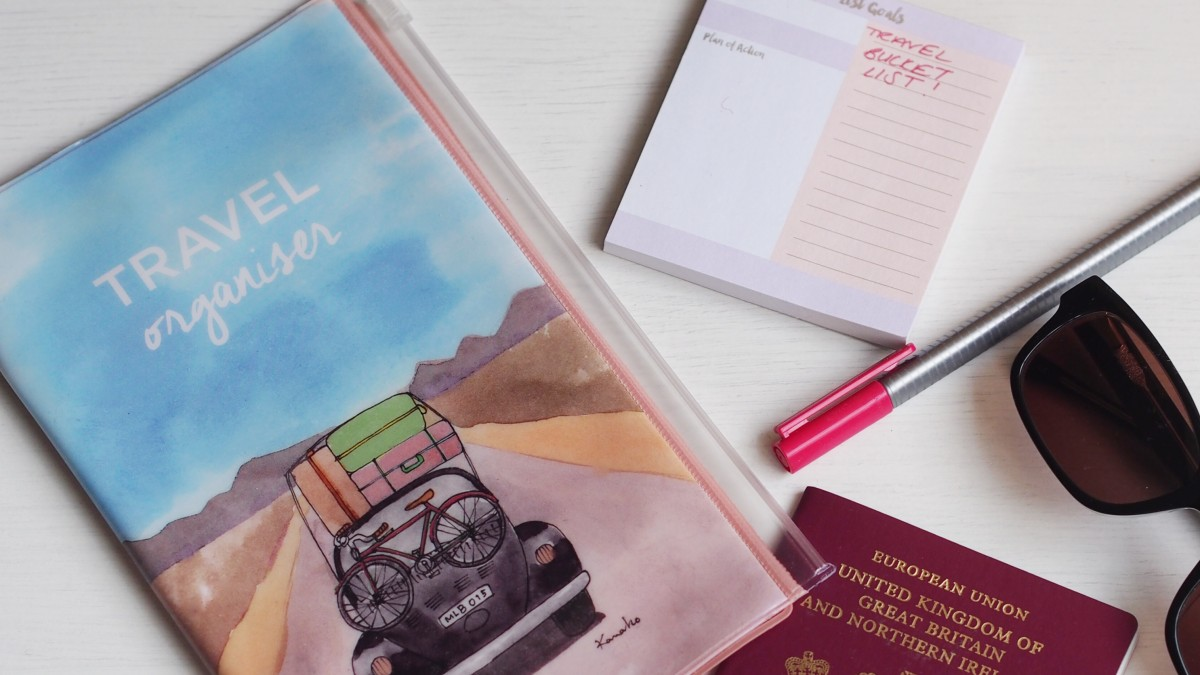 Travel Bucket List: My Top 5*