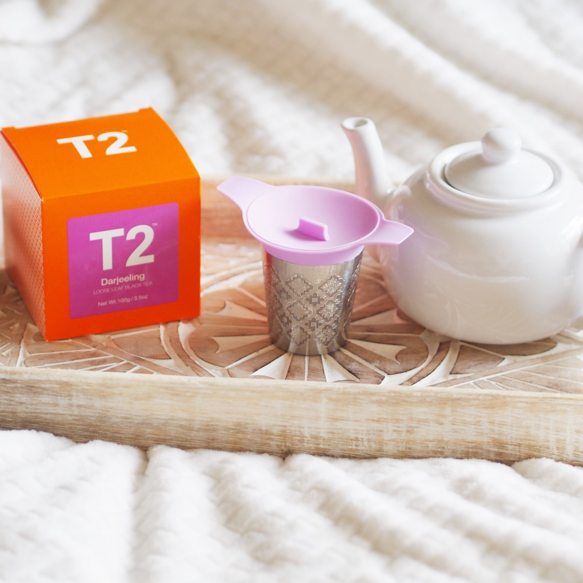 Tea Masterclass with T2 Tea Glasgow