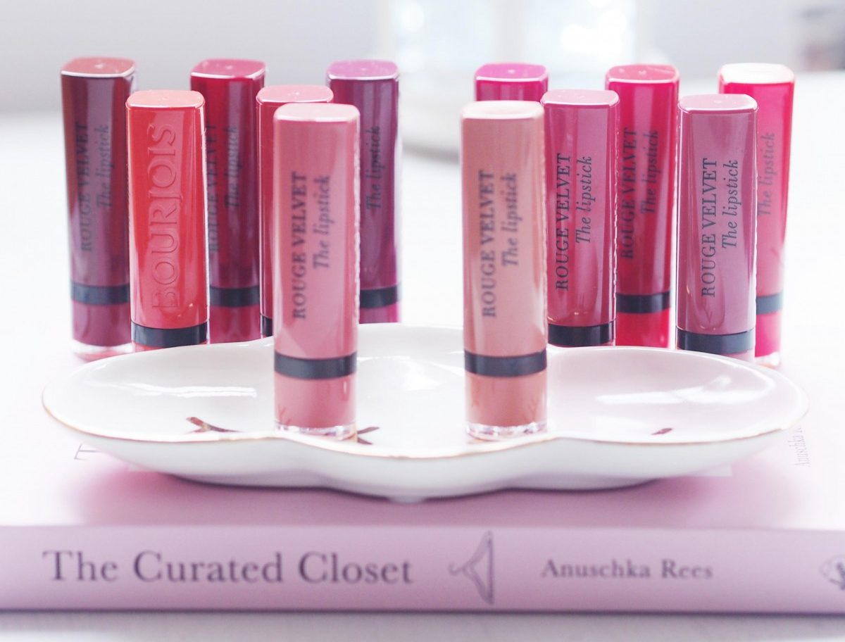 velvet lipstick
