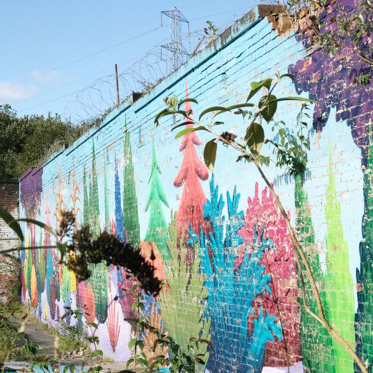 Glasgow's Street Art Trail