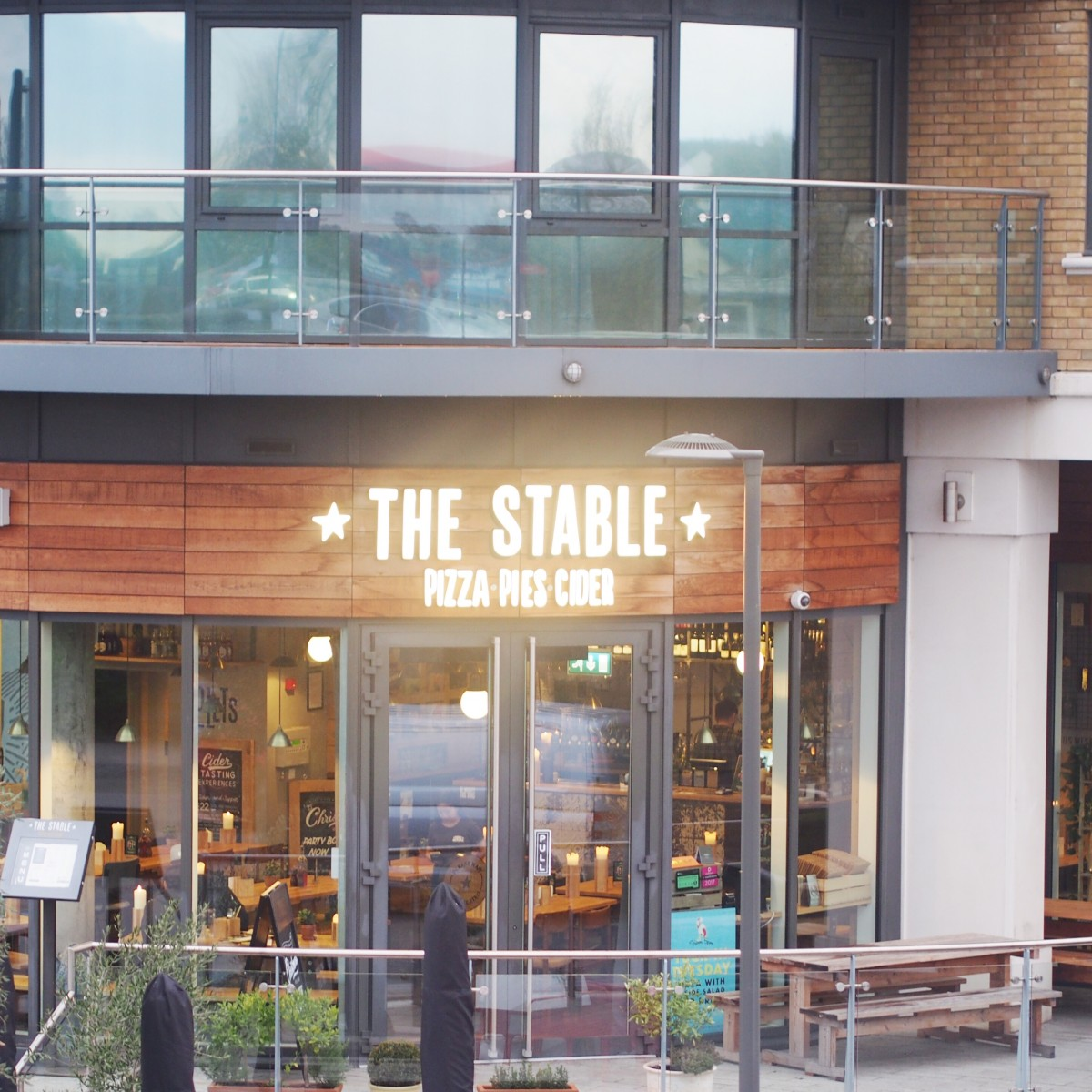 Cider Tasting Experience at the Stable Kew Bridge