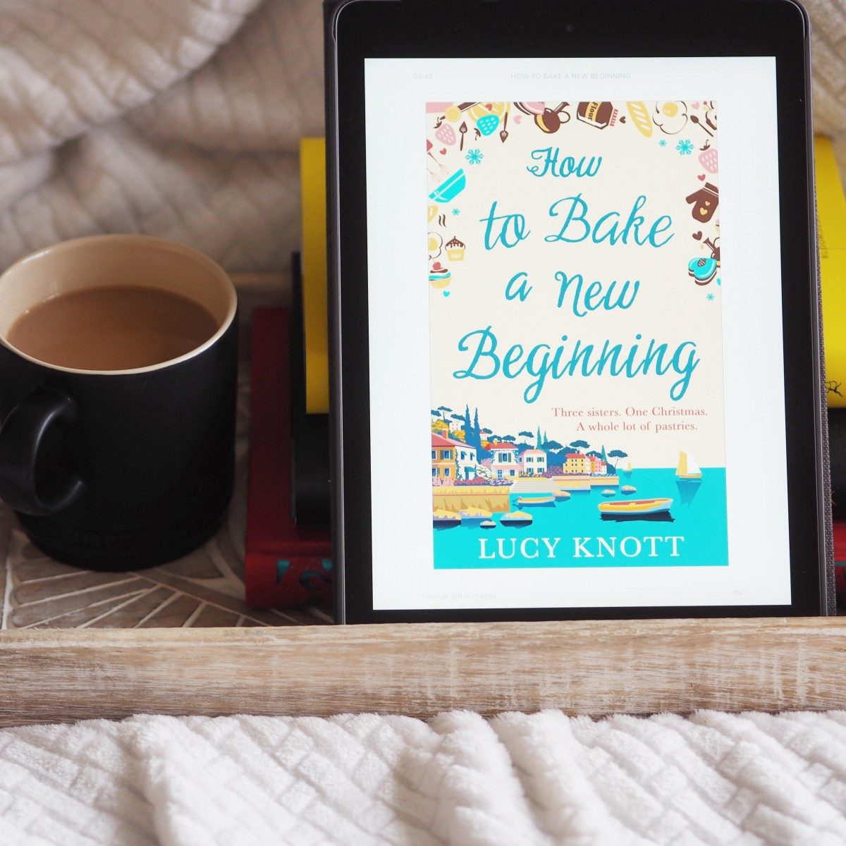 Review of How To Bake A New Beginning