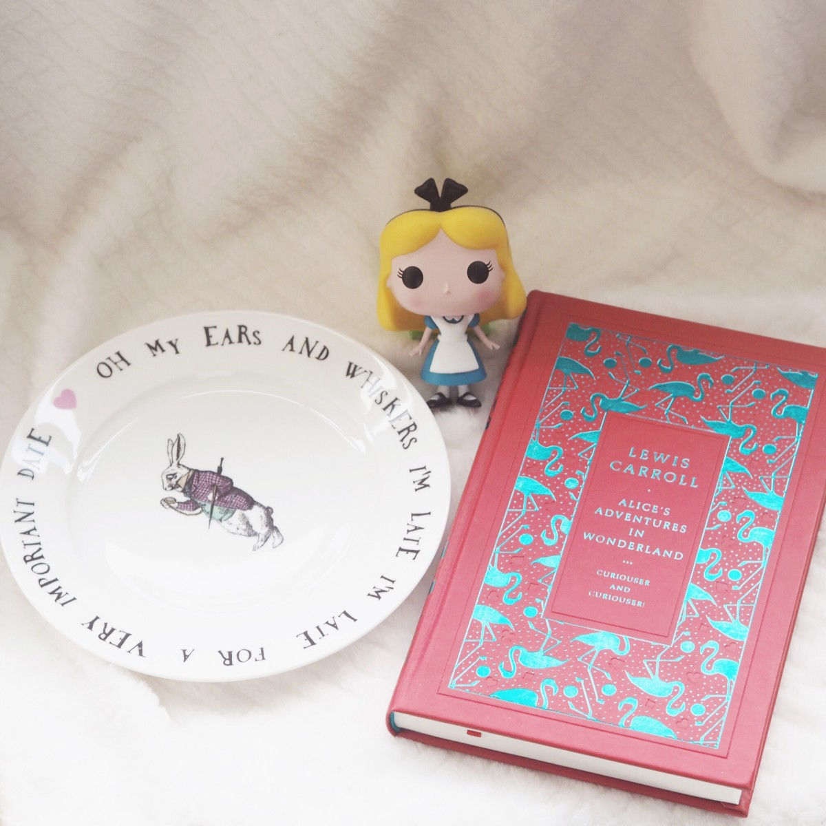 Alice in Wonderland: My Collection